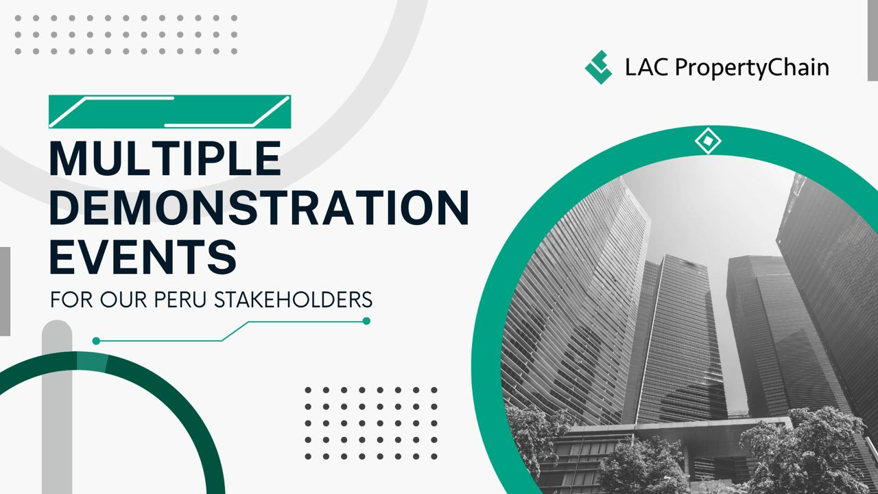 LAC PropertyChain Takes Another Step Forward in Pilot Program