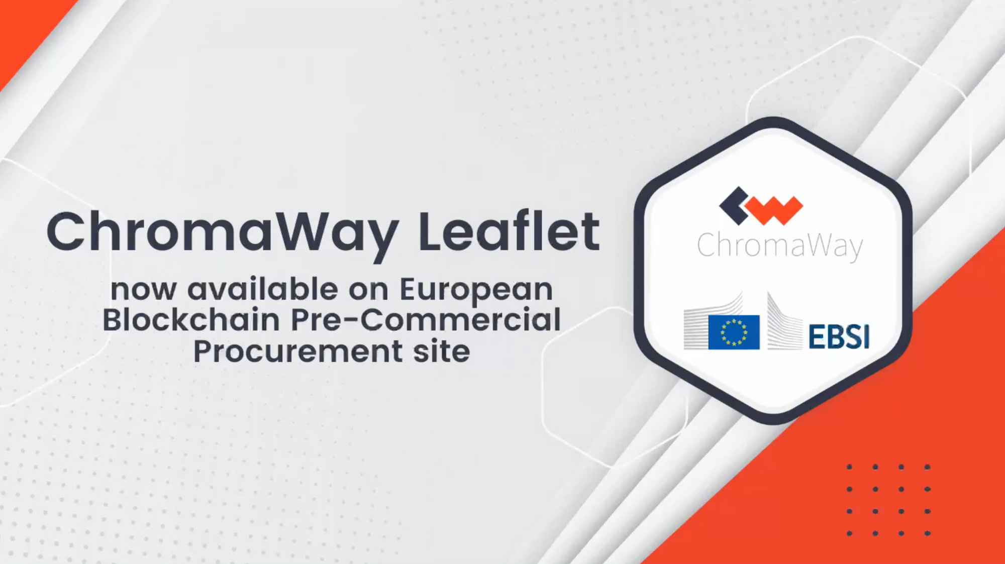 Five Takeaways from European Blockchain Services Infrastructure (EBSI) Procurement Contract
